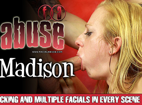Morgan Madison Gets Face Fucked